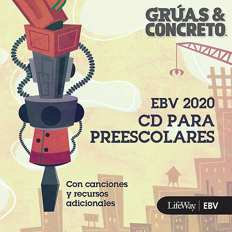 EBV 2020 CD para Preescolares