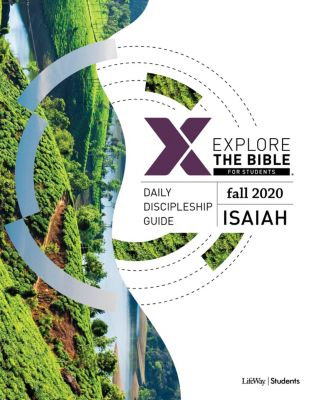 Explore the Bible Student Daily Discipleship Guide eBook