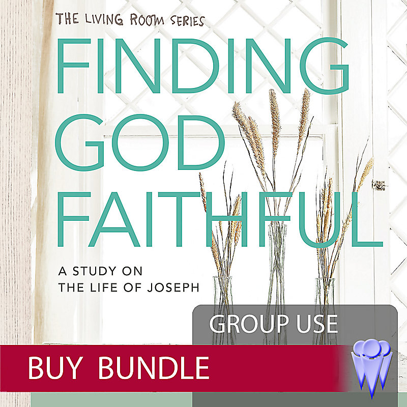 Finding God Faithful - Group Use Video Bundle