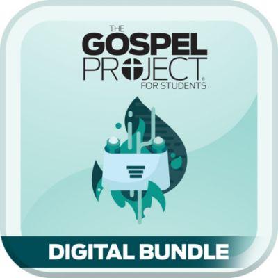The Gospel Project for Students Digital Leader Bundle