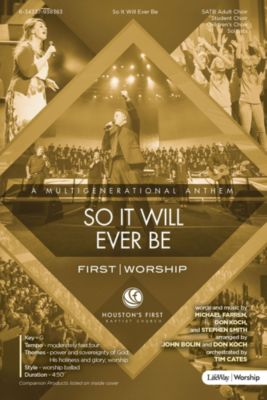 Church Music | Worship Music for Adult & Children's Choir