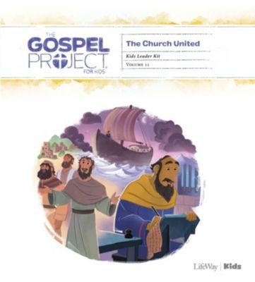 The Gospel Project for Kids Leader Kit