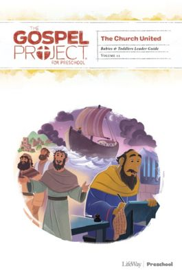 The Gospel Project for Kids Leader Guide