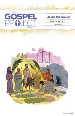The Gospel Project for Kids Poster Pack