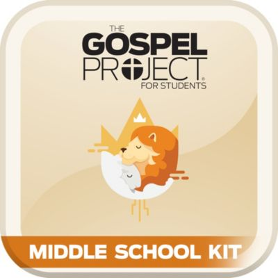 The Gospel Project Student Middle School Digital Kit
