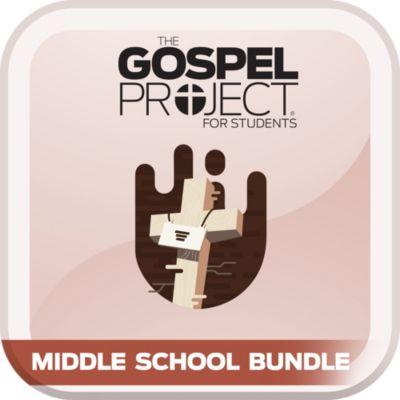 The Gospel Project Student Middle School Digital Bundle