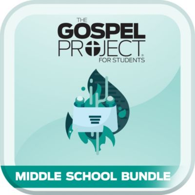The Gospel Project Student Middle School Digital Bundle