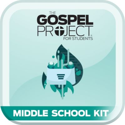 The Gospel Project Student Middle School Digital Kit