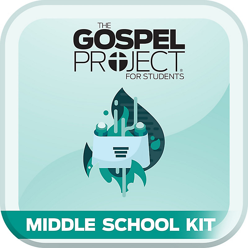 The Gospel Project: Students - Middle School Kit - Winter 2020-21