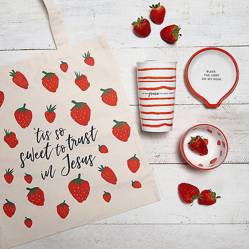 Strawberry Mini Box
