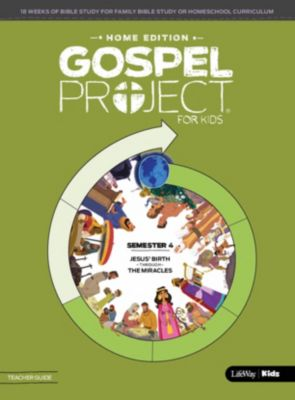 The Gospel Project for Kids Home Edition Volume 4