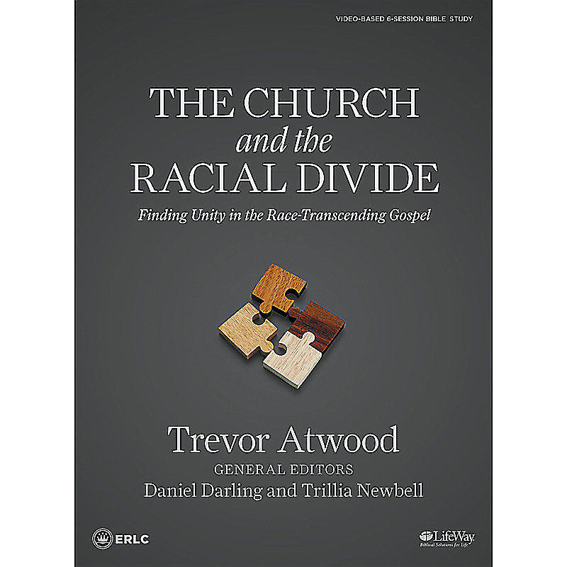 The Church and the Racial Divide - Bible Study Book