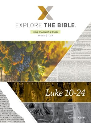 Explore the Bible Adult eBook