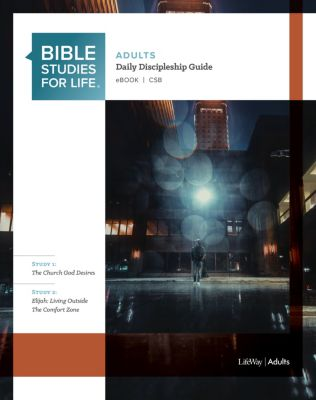 Bible Studies for Life Adults eBook