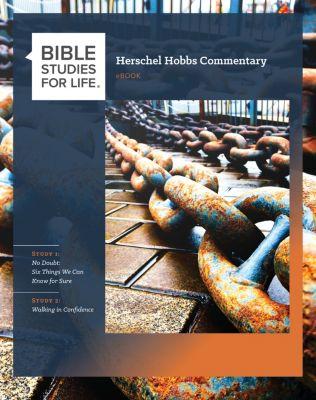 Hobbs Commentary eBook