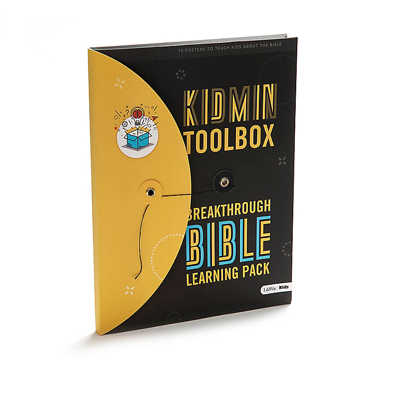 KidMin Toolbox: Breakthrough Bible Learning Pack