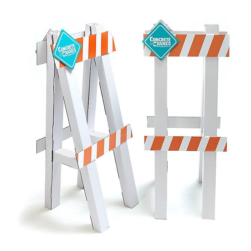 VBS 2020 Construction Barricade