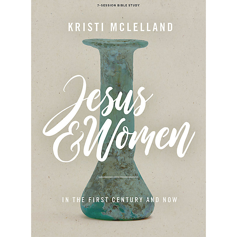 Jesus and Women - Bible Study Book