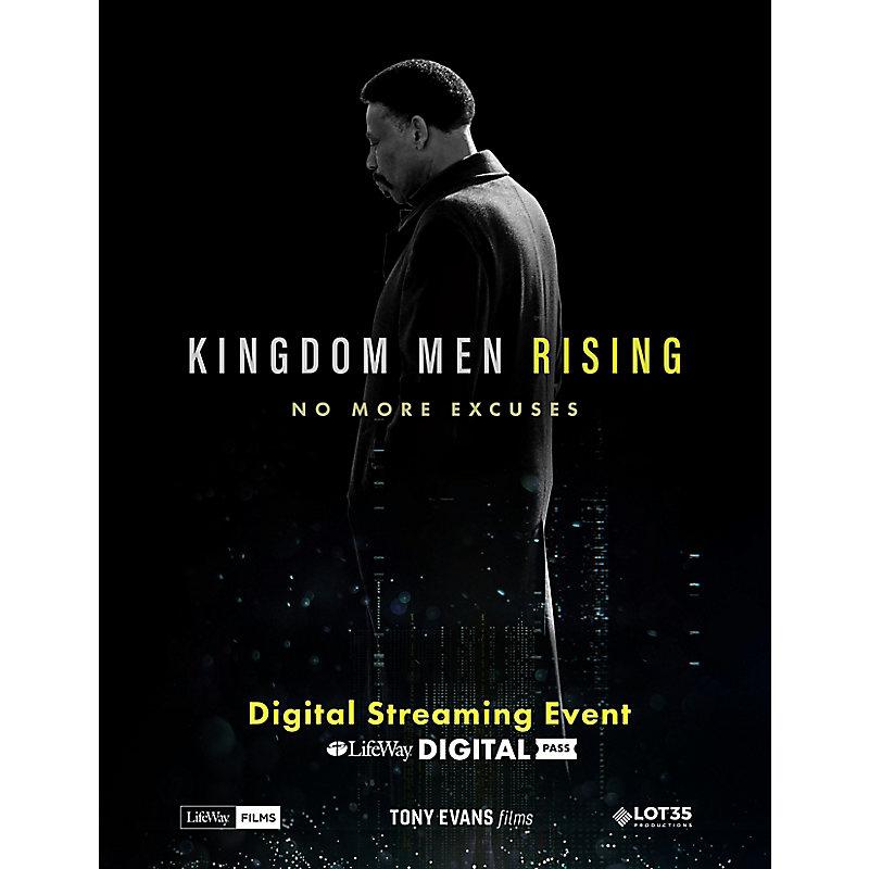 Kingdom Men Rising - Digital Pass Streaming Event