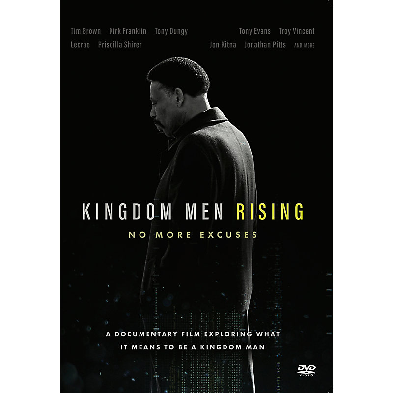 Kingdom Men Rising - Consumer DVD