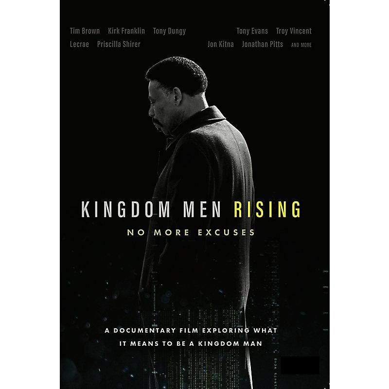 Kingdom Men Rising - Digital Pass