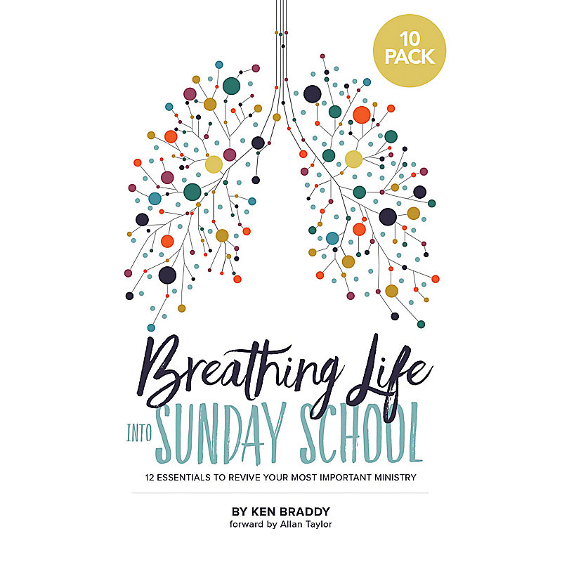 Breathing Life Into Sunday School - Package of 10