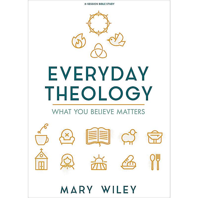 Everyday Theology - Bible Study eBook