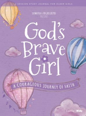 God's Brave Girl Bible Study