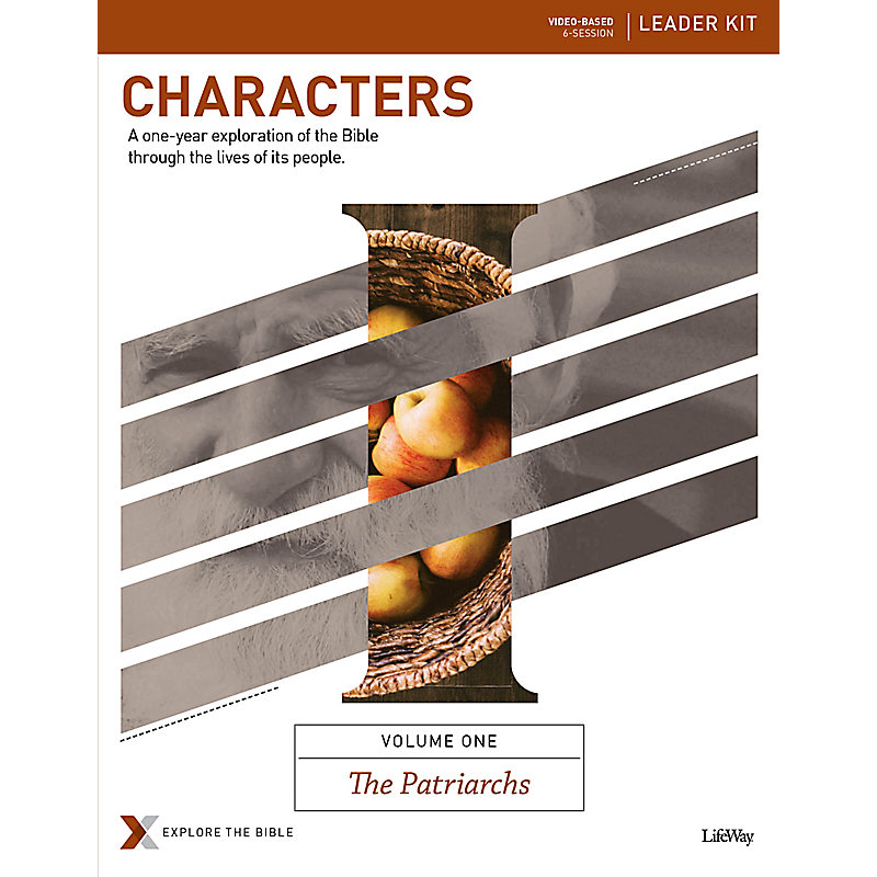 Characters Volume 1: The Patriarchs - Kit