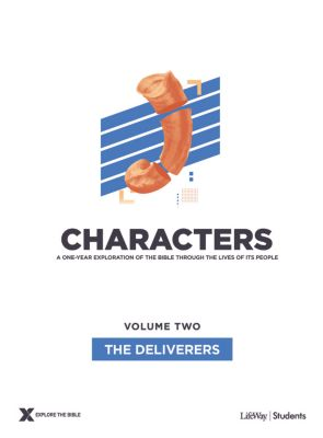Explore the Bible Characters Students Volume 2