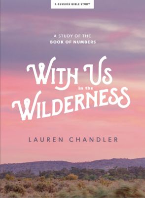 With Us in the Wilderness - Bible Study Book
