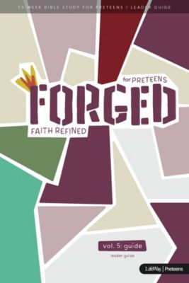 Forged Bible Study - Authority
