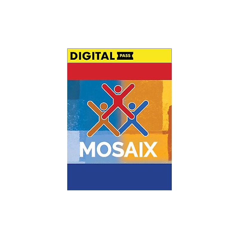 Mosaix 2019 Digital Access Pass