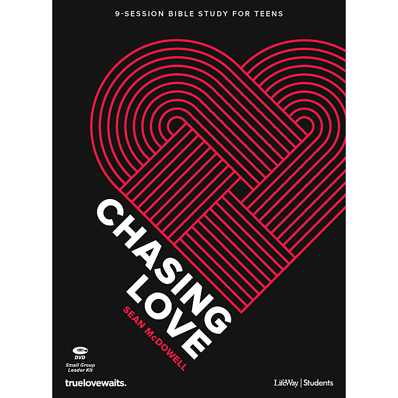 Chasing Love - Teen Bible Study Leader Kit