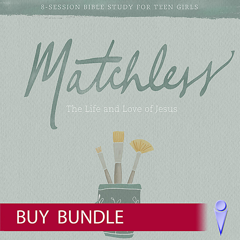 Matchless - Teen Girls' Group Use Video Bundle