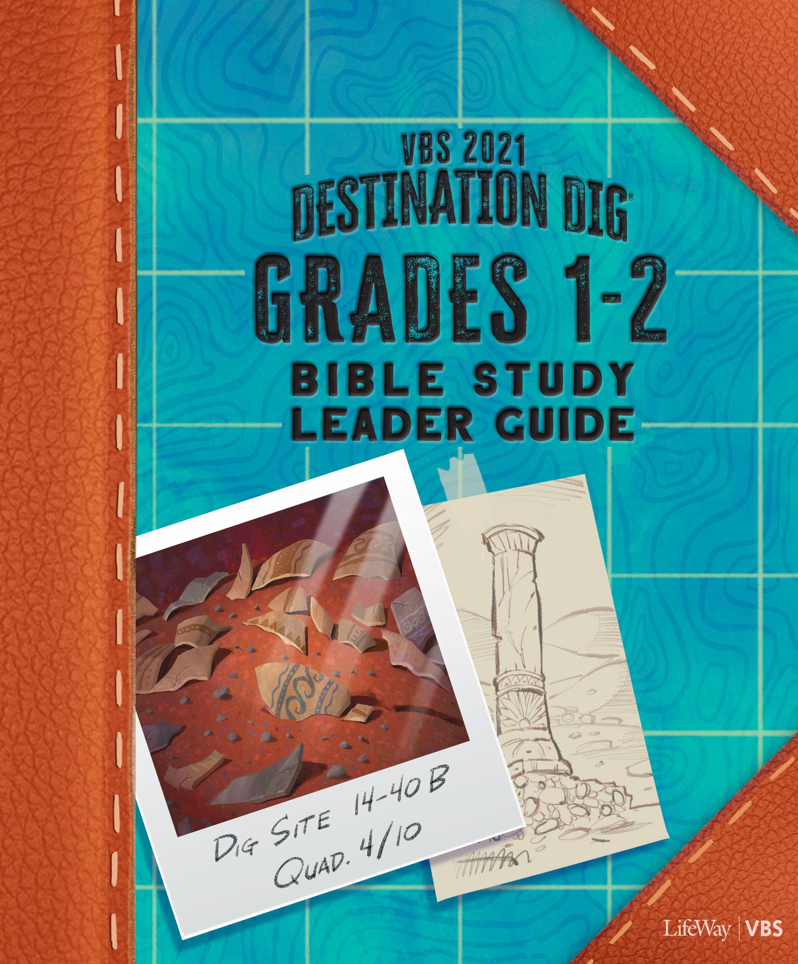 Grades 1-2 Leader Guide