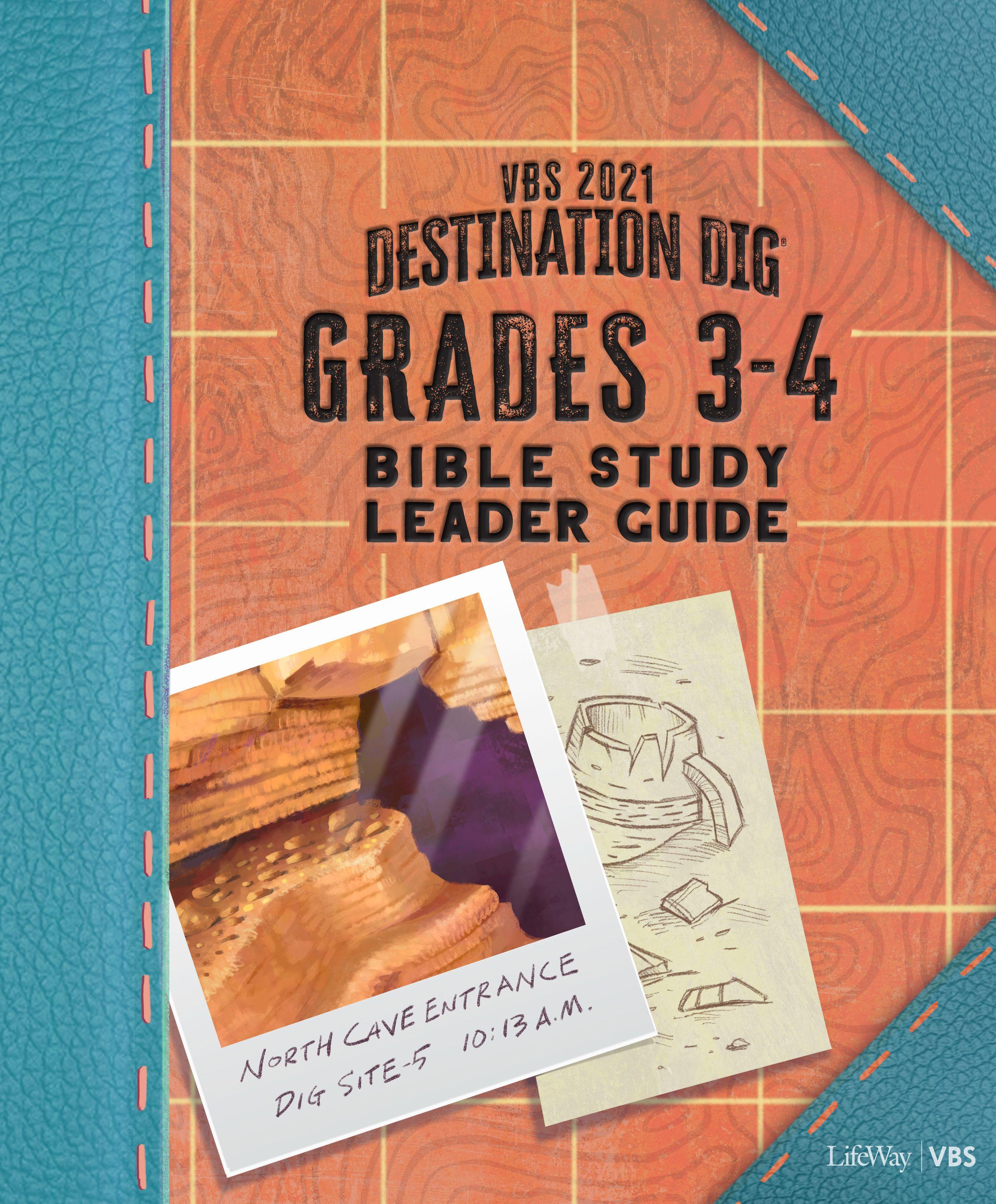 Grades 3-4 Leader Guide