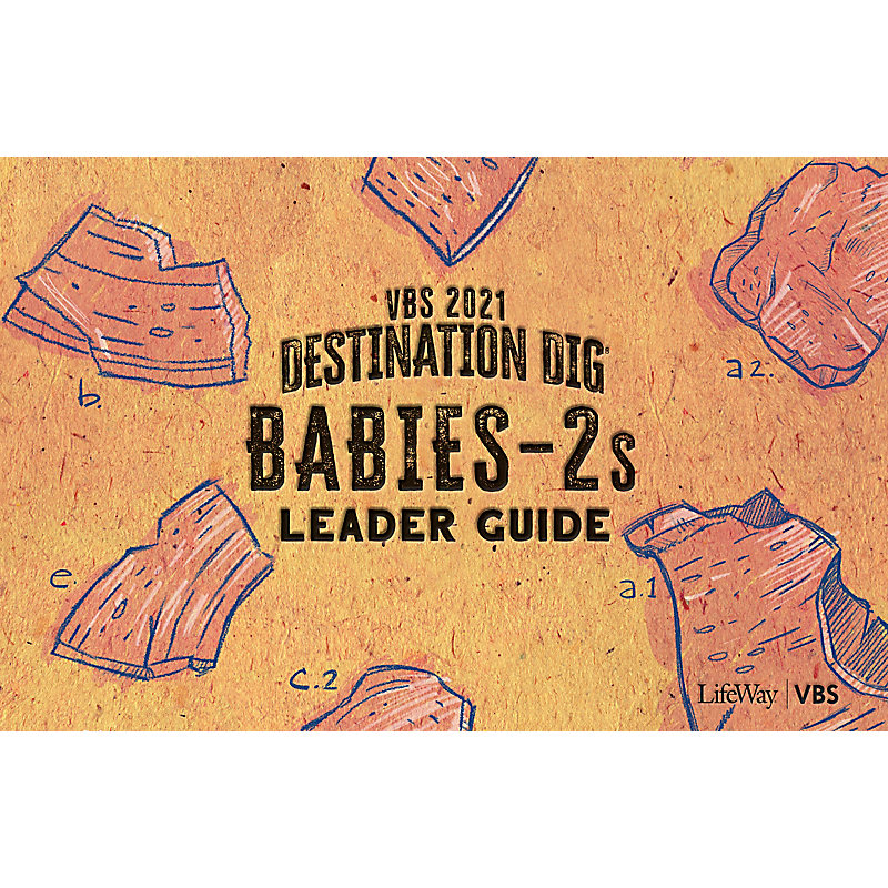 VBS 2021 Babies-2S Leader Guide