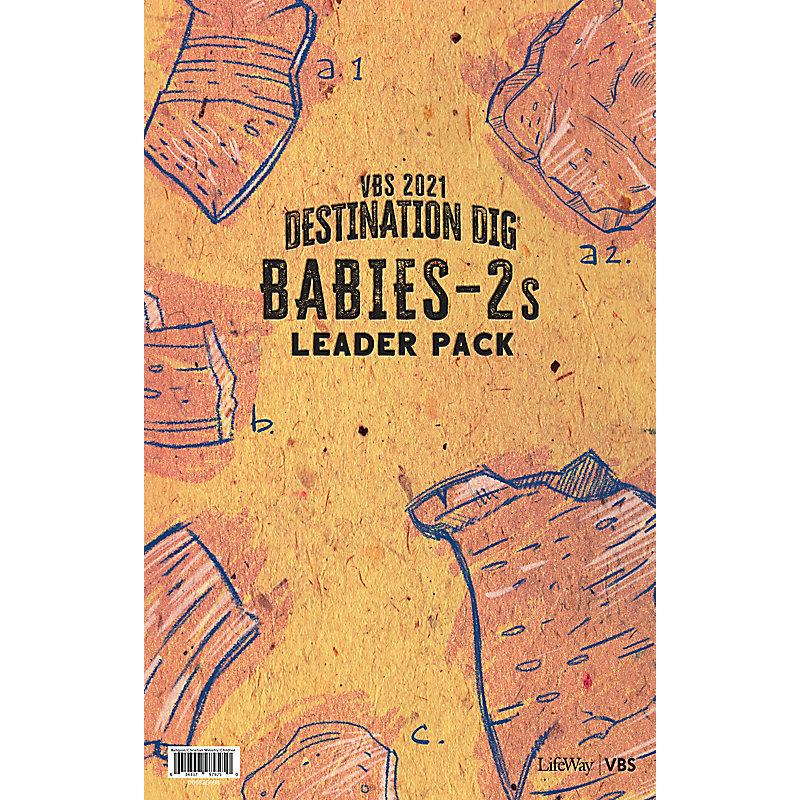 VBS 2021 Babies-2S Leader Pack