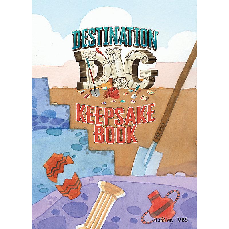 VBS 2021 Keepsake Book