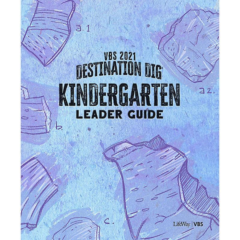 VBS 2021 Kindergarten Leader Guide