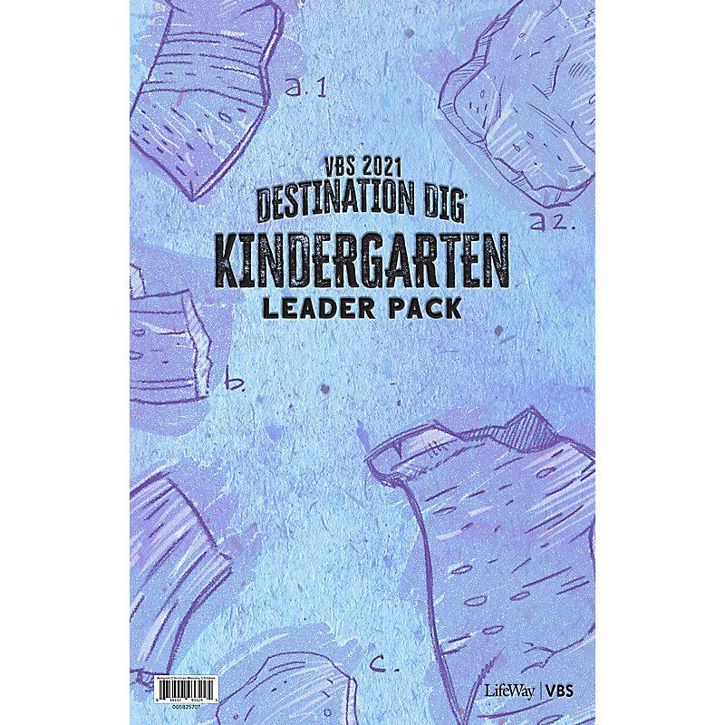 VBS 2021 Kindergarten Leader Pack