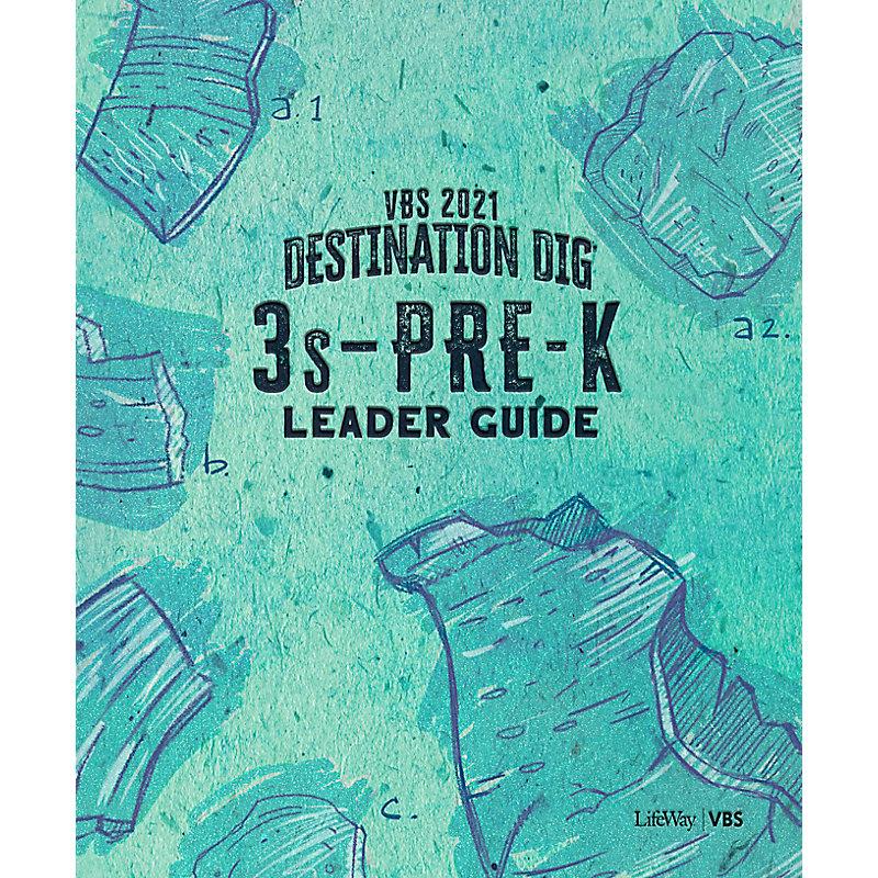 VBS 2021 3s-Pre-K Leader Guide