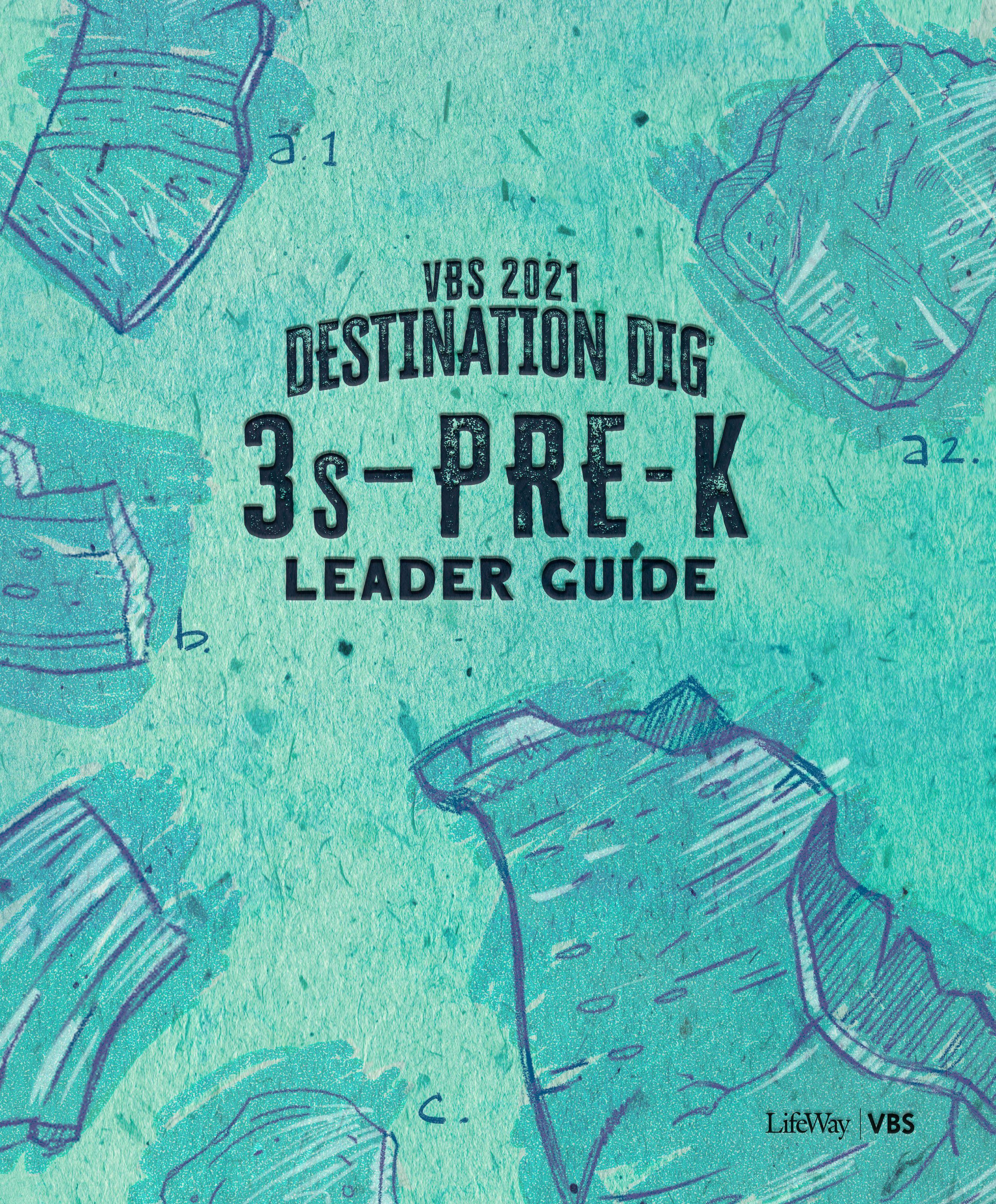 2s-PreK Leader Guide