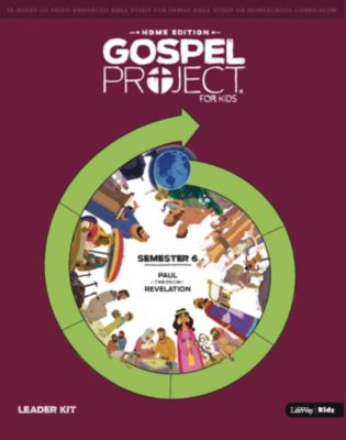 The Gospel Project for Kids Home Edition Volume 5