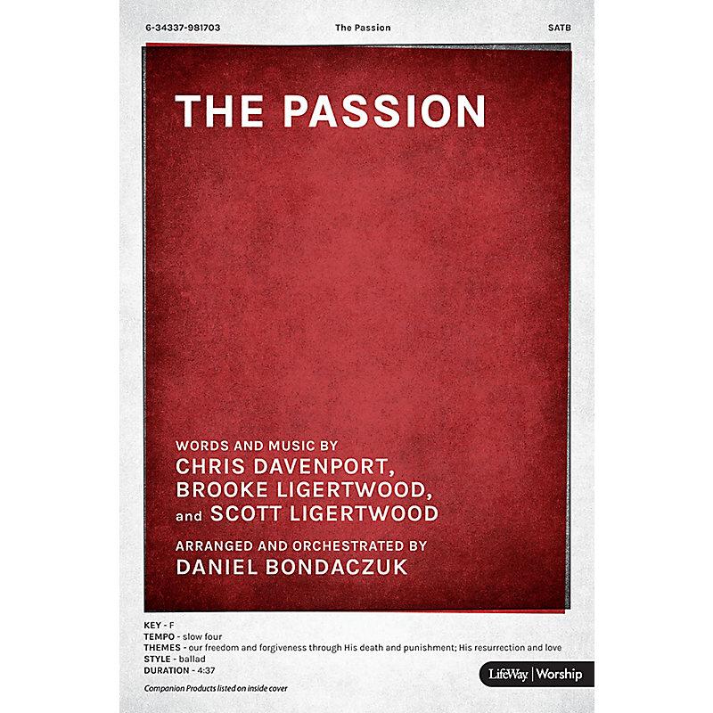 The Passion - Anthem