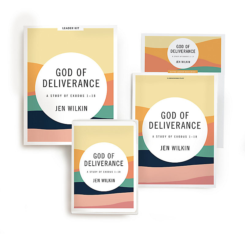 God of Deliverance - Leader Kit