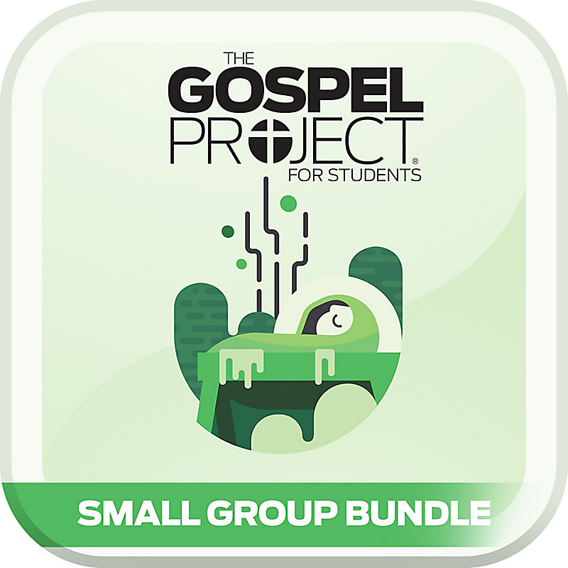 The Gospel Project for Students: Jesus The Messiah Small Group Bundle Spring 2020