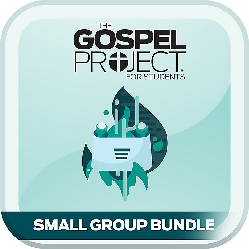 The Gospel Project: Students - Small Group Bundle - Winter 2020-21