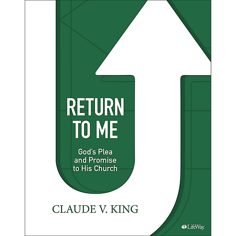 Return to Me - Bible Study Book